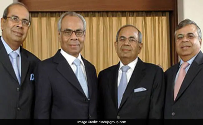 Hinduja Brothers Take Back Top Spot In Annual Rich List