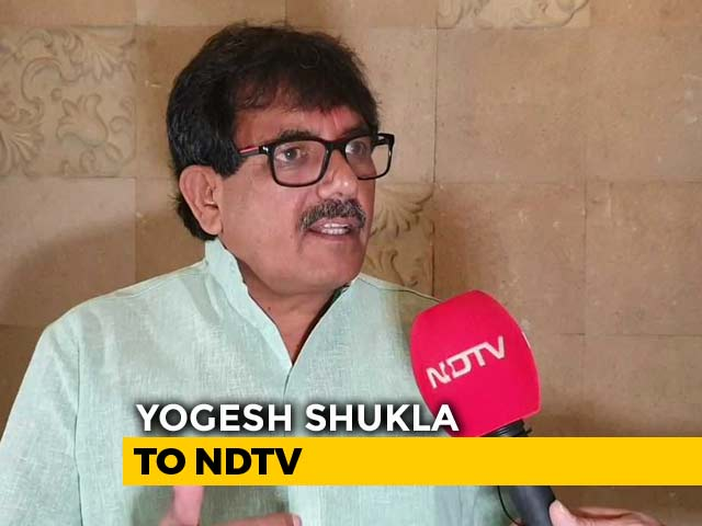 Video : The Countdown UP: Yogesh Shukla On Why He Switched To Congress From BJP