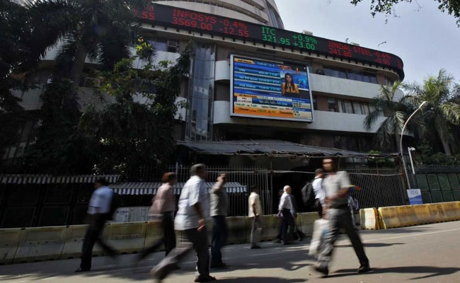 Sensex, Nifty Gain For Second Straight Day; Tata Motors Surges 9%
