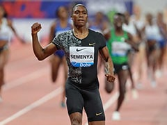 Caster Semenya Wins Doha 800m In First Race Since Gender Ruling Defeat