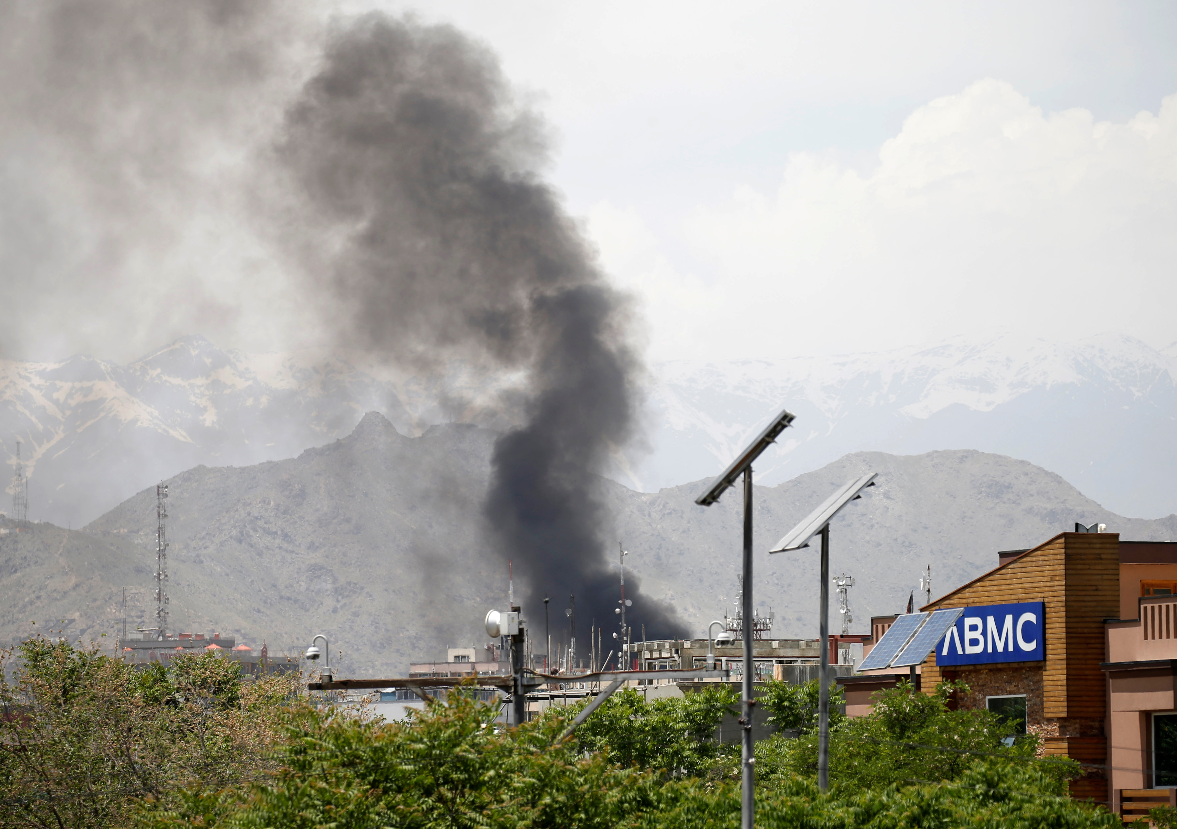 """US """"Bombarding Civilians, Houses"""" In Violation Of Afghan Deal, Says Taliban"""
