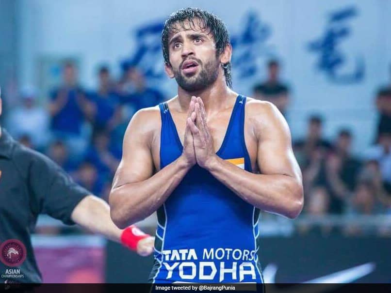 World No.1 Bajrang Punia to tie the knot with fellow wrestler Sangeeta Phogat