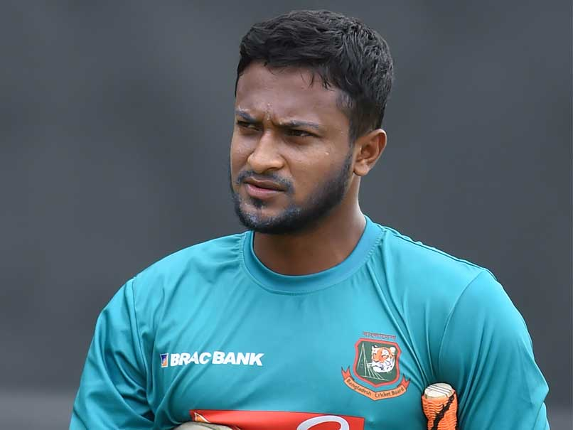 Shakib Al-Hasan Wants To Bat At Number 3 For Bangladesh