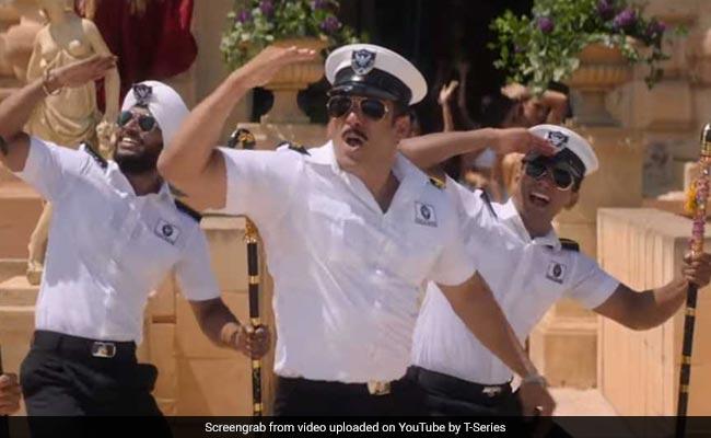 Bharat Song Turpeya: Salman Khan Misses His Homeland