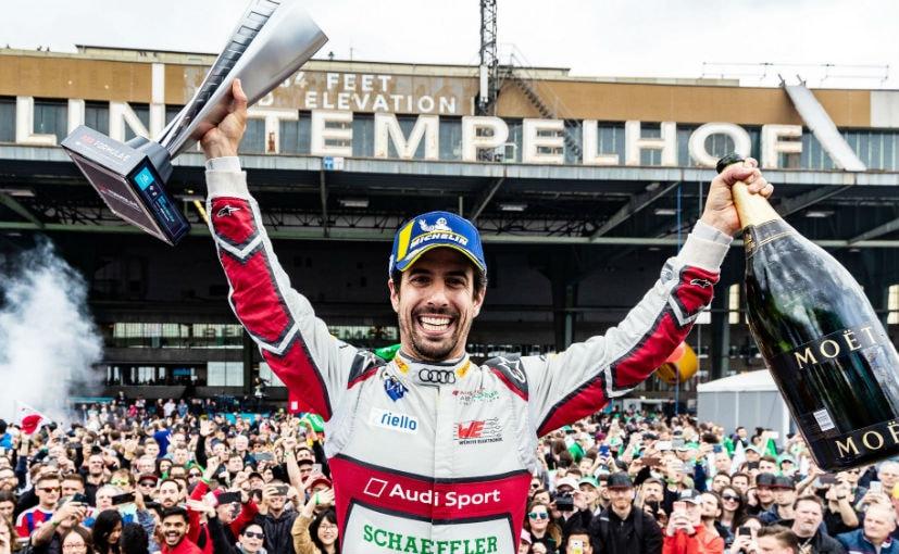 Formula E: Lucas di Grassi Wins Berlin e-Prix; Single Point For Mahindra