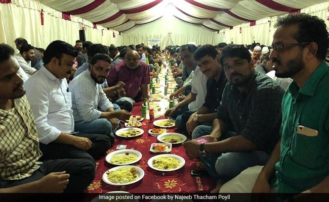 Kerala Muslim Body Serves Iftar To 2,500 People Every Day In Dubai