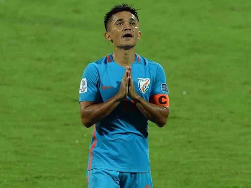 "Sunil Chhetri ""Looking Forward To Working With"" New India Coach Igor Stimac"