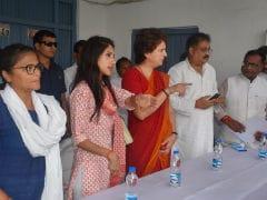 Congress Raebareli MLA Skips Priyanka Gandhi March, Attends UP Assembly