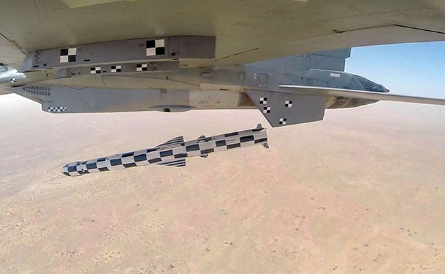 Air Force Successfully Test Fires Aerial Version Of BrahMos Missile