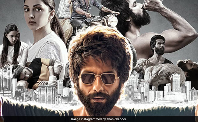 Kabir Singh: New Poster Showcases The Different Shades Of Shahid Kapoor's Complex Personality
