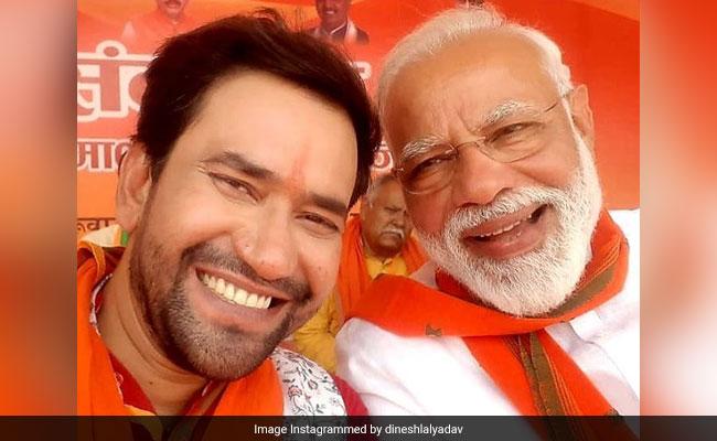 बॉलीवुड एक्टर का BJP उम्मीदवार निरहुआ पर तंज, बोले-  EVM गायब करने का प्लान उन्हें पहले से पता था तभी तो...