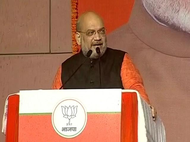 मजबूत महागठबंधन और गोरखपुर-फूलपुर के नतीजों से परेशान थी BJP,तब अमित शाह ने निकाला पुराना फॉर्मूला