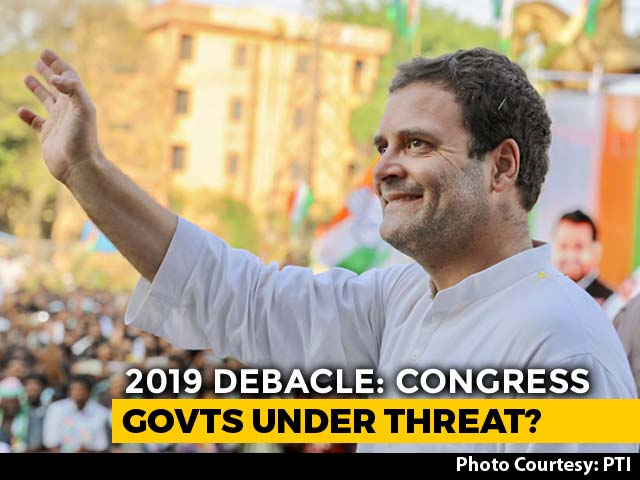Video : Congress In Crisis: After Rahul Gandhi, Who?