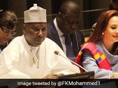 India Backs Nigeria's Tijjani Muhammad-Bande As UNGA's Next President