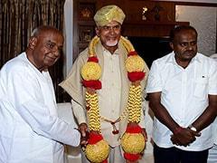 Election 2019: N Chandrababu Naidu Meets HD Deve Gowda, HD Kumaraswamy For Post-Poll Alliance