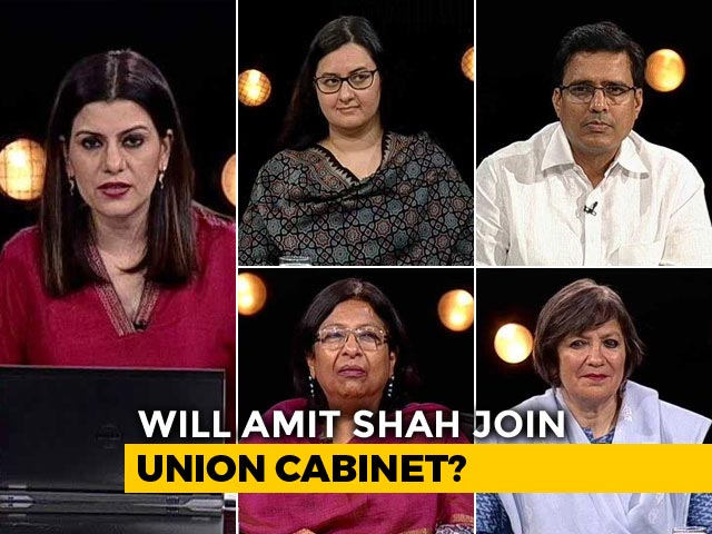 Video : Hours To Go: Who's In Team Modi?