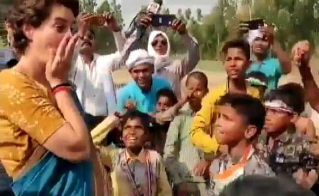 'I Stopped Them From Abusing PM Modi': Priyanka Gandhi On Children Video