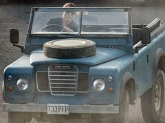 Bond's 25th Movie Will Feature A Land Rover