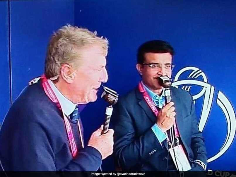 When Sourav Ganguly And John Wright Face Each Other In Commentary Box, What Happen Then