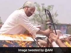 सनी देओल की गाड़ी का अमृतसर में एक्सीडेंट, 4 गाड़ियां आपस में भिड़ीं