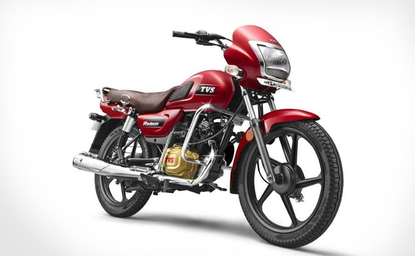 TVS Radeon 110 Gets 2 New Colours; Priced At ₹ 50,070