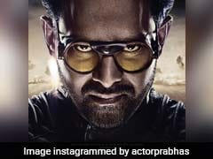 <i>Saaho</i>: <i>Baahubali</i> Star Prabhas Shares New Poster Of His Much-Anticipated Film With Shraddha Kapoor