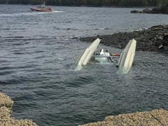 Pilot Reports Flash Just Before Fatal Mid-Air Alaska Plane Collision