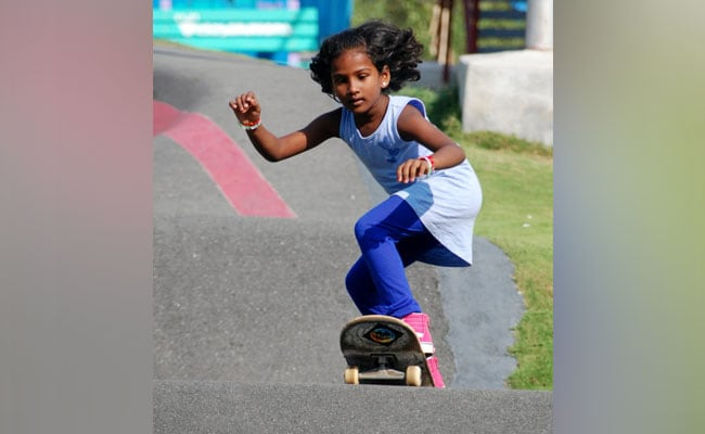'Kamali', Story Of Skateboarder Tamil Nadu Girl And Mother, Wins US Prize