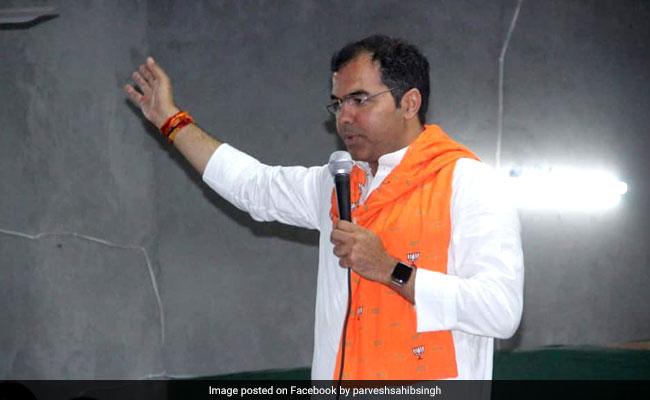 दिल्ली : बीजेपी सांसद प्रवेश वर्मा को मिली धमकी, पुलिस कमिश्नर से की शिकायत