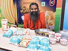 Days After Amul, Mother Dairy Price Hike, Patanjali Launches Cheaper Milk