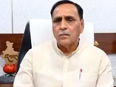 Gujarat Chief Minister Donates Rs 5 Lakh For Ram Temple Construction