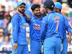 Kuldeep Yadav Credits MS Dhoni, Virat Kohli For India