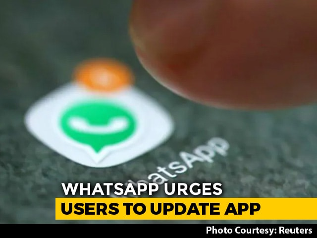 Video : WhatsApp Exploit Allowed Hackers To Snoop, Users Urged To Update App