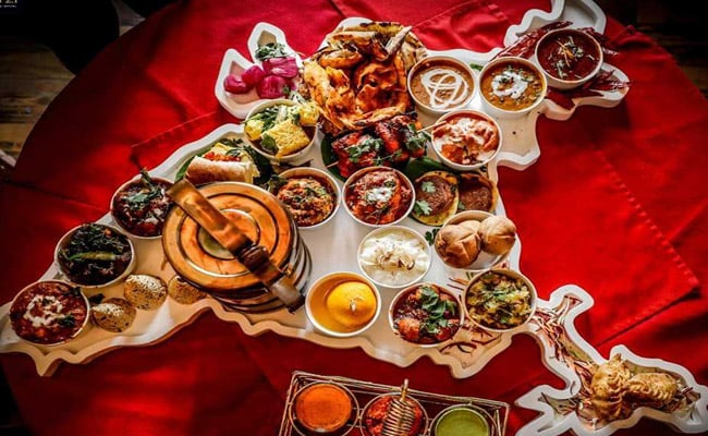 Election 2019 Special: United India Thali, cuisine Kerala to Kashmir, 28 flavour from Indian states, Special United India Thali Menu