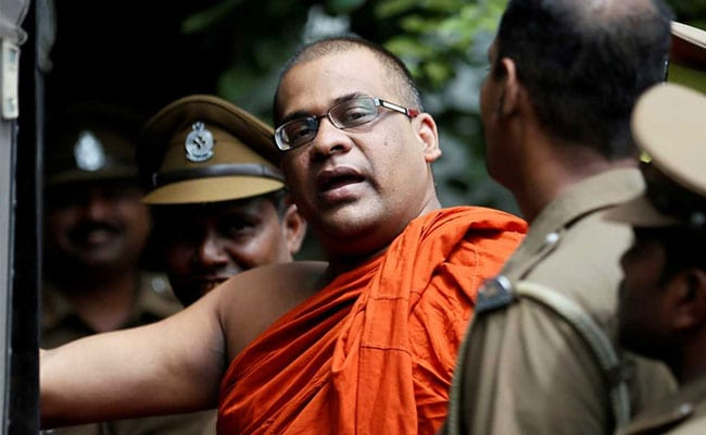 Sri Lanka President Pardons Hardline Buddhist Monk Serving Jail Term