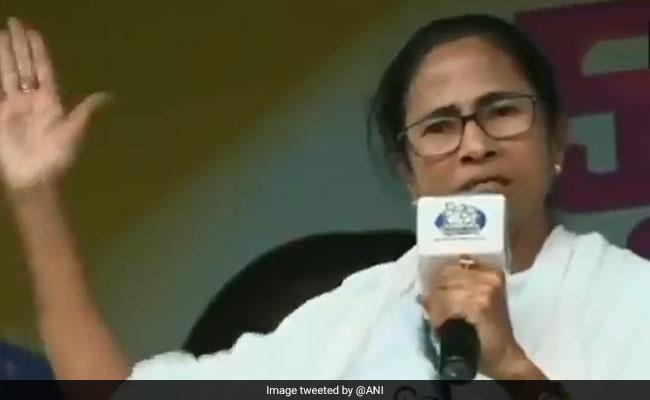 'Wanted To Give PM Modi A Tight Slap Of Democracy,' Says Mamata Banerjee