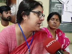 Complaint Against BJP's Locket Chatterjee For Threatening Bengal Poll Official