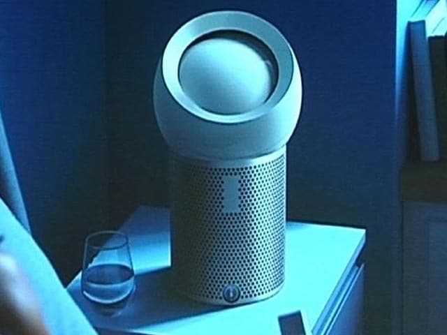 Video : A Personal Air Purifier From Dyson
