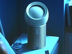 A Personal Air Purifier From Dyson