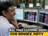 Video : Sensex, Nifty Surge To Record Closing Highs As Exit Polls Predict NDA Win