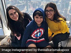 Karisma Kapoor, All Set For Web Debut, Says She Stopped Acting Because Of Sameira And Kiaan