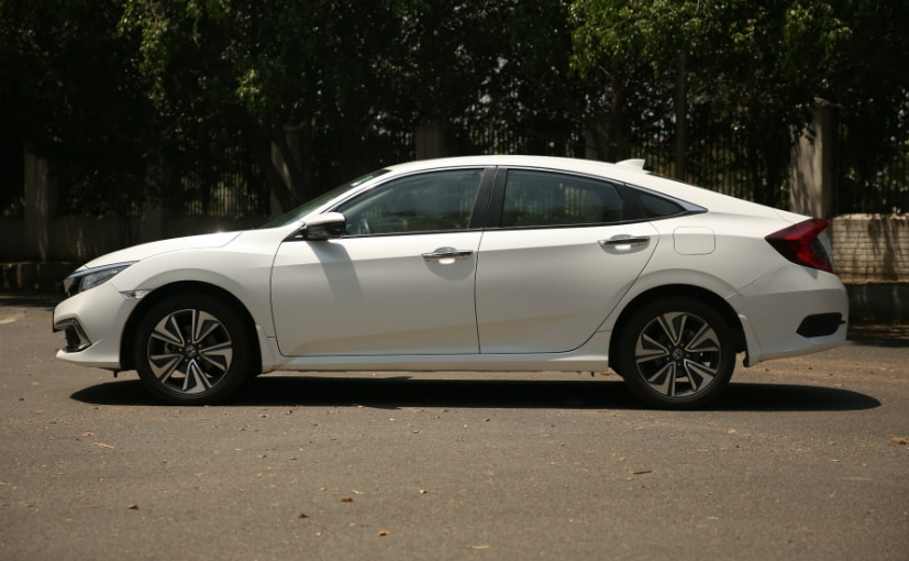 Honda Civic Diesel BS6 Launched In India; Prices Start At Rs. 20.75 Lakh