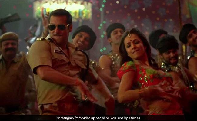 Salman Khan To Replace Malaika Arora In 'Munni Redux' For Dabangg 3: Reports