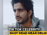 Video : TikTok Celebrity Shot Dead Near Delhi, Attackers Seen On CCTV