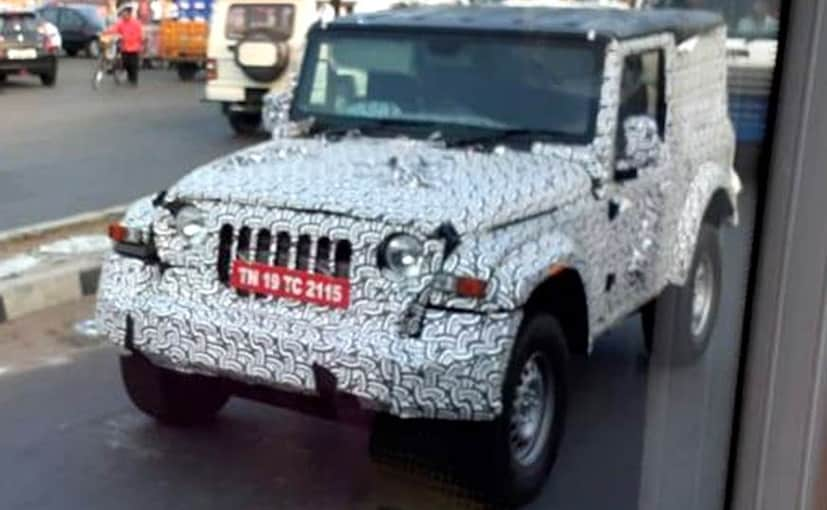The new-gen Mahindra Thar is going through a major makeover and will come with considerable updates