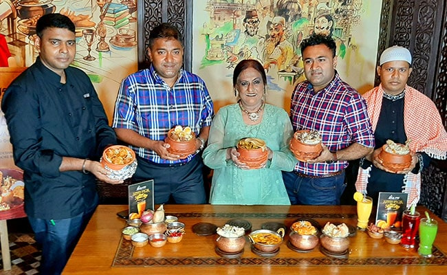 Oudh 1590 Hosts The Sixth Edition Of The Great Awadhi Biryani Festival