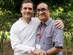 """""""High Time"""" Rahul Gandhi Should Come Back: Congress Leader Ajay Maken"""