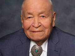 Former World War 2 Navajo Code Talker And Lawmaker John Pinto Dies At 94