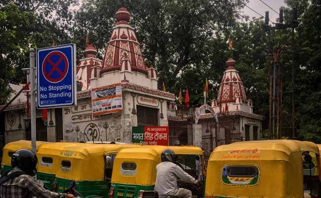 Auto-Rickshaw Fares In Delhi Raised By 18.75 Per Cent