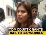 "Video : ""Walk Free But..."": Top Court To BJP Leader On Mamata Banerjee's Morphed Pic"